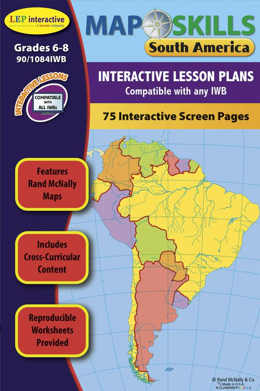 Map skills south america interactive whiteboard software map skills south america interactive whiteboard software gumiabroncs Images