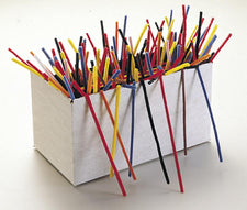 Chenille Stems Classpack - Assorted Colors 12""