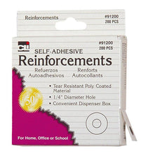 Self-Adhesive Hole Reinforcements