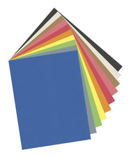 "Rainbow® Super Value Construction Paper Assortments, 12"" x 18"""