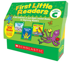 First Little Readers: Guided Reading Level C