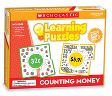 Counting Money Boxed Kits - Puzzles