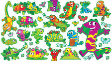 Cool Chameleons Bulletin Board