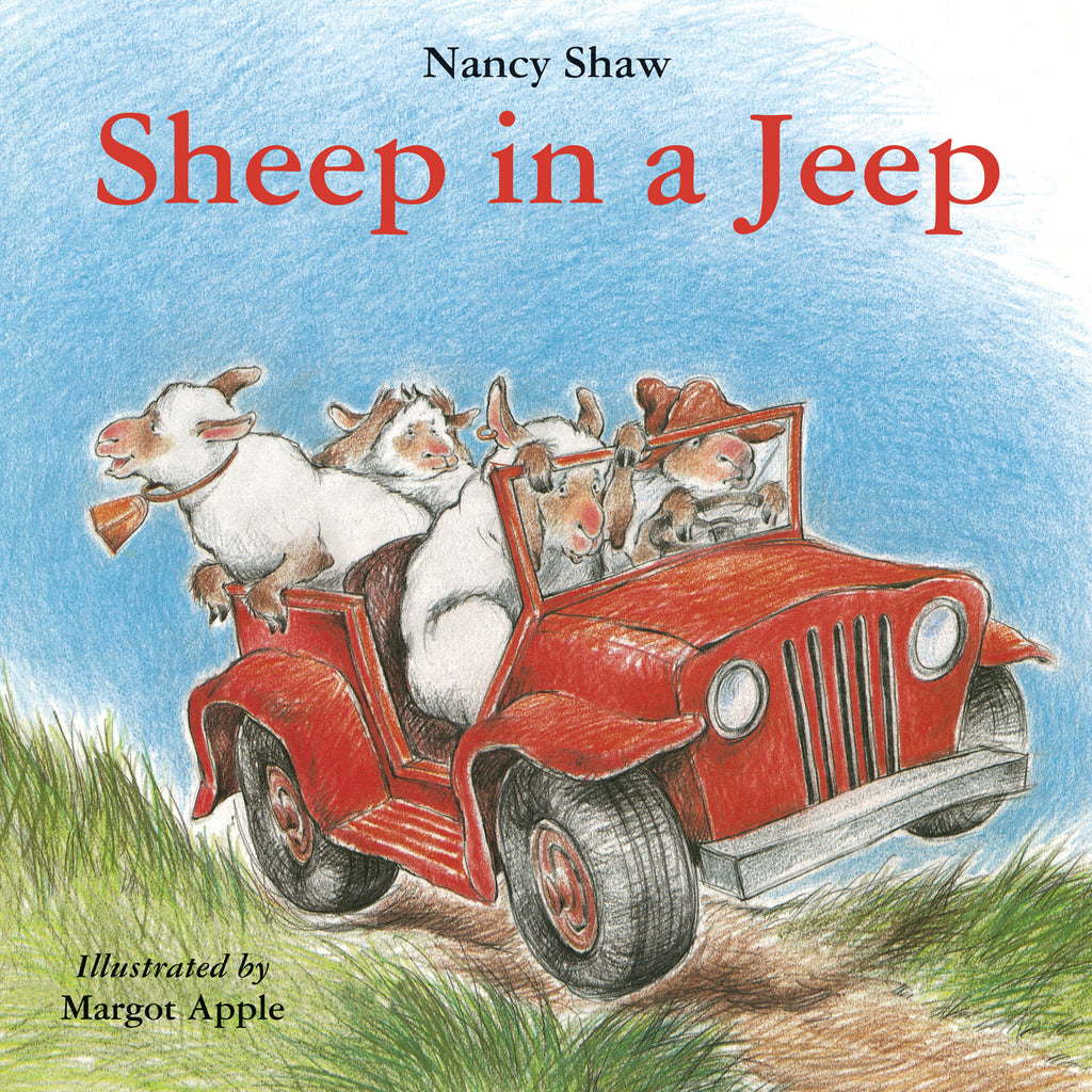 Sheep In A Jeep Big Book