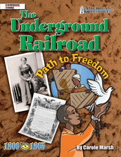 Underground Railroad Path To Freedom