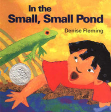 In The Small, Small Pond Big Book