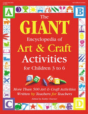 The GIANT Encyclopedia of Arts & Craft Activities