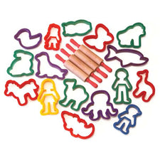 Clay Cutters - 20 Piece Assortment
