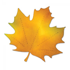 Sizzix® Bigz™ Die - Leaf, Maple