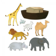 Sizzix® Bigz™ X-Large Die - Noah's Ark with Animals