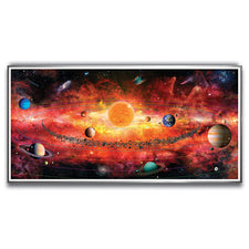 The Solar System Puzzle (500-Piece)