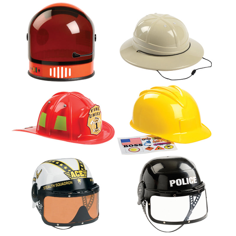 Dress-Up Helmet Assortment