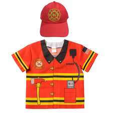 My 1st Career Gear (Toddler), Firefighter with Hat