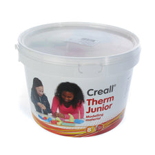 Creall® Therm Junior: Assorted Colors, 2000g