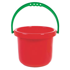 Sand and Water: Large Red Bucket