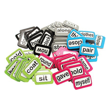 Magnetic Die Cut Sight Words, Level 3