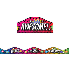 Magnetic Superhero Border