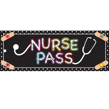 Nurse Laminated Pass