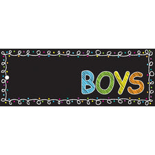 Chalk Loop Boys Laminated Pass