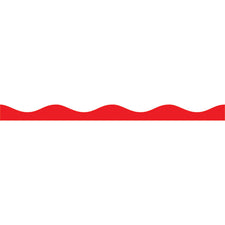 Big Magnetic Border, Red