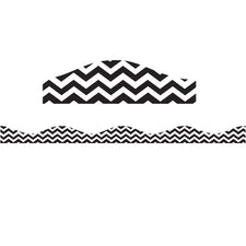 Big Magnetic Border, Black Chevron