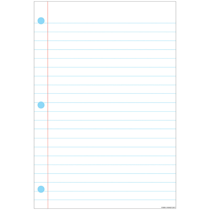 Notebook Page Smart Poly™ Chart