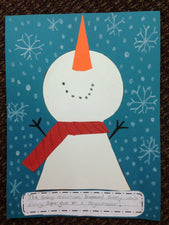 Awesome Alliteration Activity & Super Snazzy Snowmen!