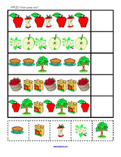 Oodles of Apples - Tracing, Patterning, & More!