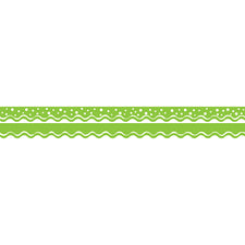 Happy Lime Double-Sided Bulletin Board Border