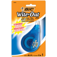 Bic Wite-Out EZ Correct Correction Tape Single
