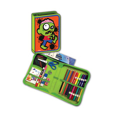 Zombie All-In-One School Supplies Carrying Case