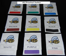 Busy Bee Colors