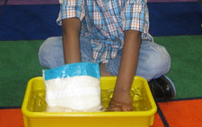 Blubber Glove - Winter Animals Science Experiment