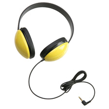 Listening First Stereo Headphones Yellow