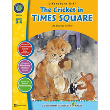Literature Kit: The Cricket in Times Square
