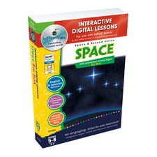 Interactive Whiteboard Digital Lesson Plans, Space Big Box
