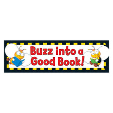 Buzz–Worthy Bees Bookmarks