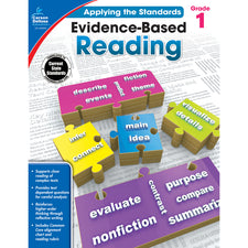 Evidence-Based Reading Workbook, Grade 1