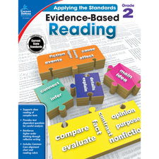 Evidence-Based Reading Workbook, Grade 2