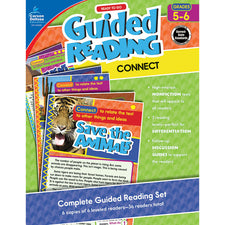 Guided Reading: Connect Resource Book, Grades 5-6