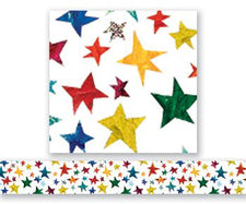 Carson Dellosa The World of Eric Carle Sparkling Stars Borders