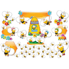 Buzz–Worthy Bees Bulletin Board Set