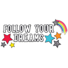 Twinkle Twinkle You're A STAR! Follow Your Dreams Bulletin Board Set