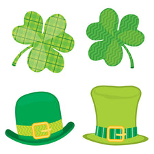 St. Patrick's Day Mini Cut-Outs