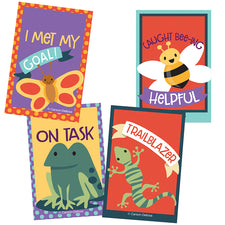 Nature Explorers Reward Tags Mini Colorful Cut-Outs®