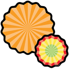 Celebrate Learning Fans Colorful Cut-Outs®