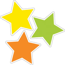 Twinkle Twinkle You're A STAR! Color Stars Colorful Cut-Outs®