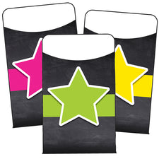Twinkle Twinkle You're A STAR! Library Pockets