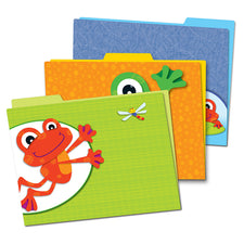 FUNky Frogs File Folders