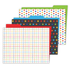School Tools File Folders